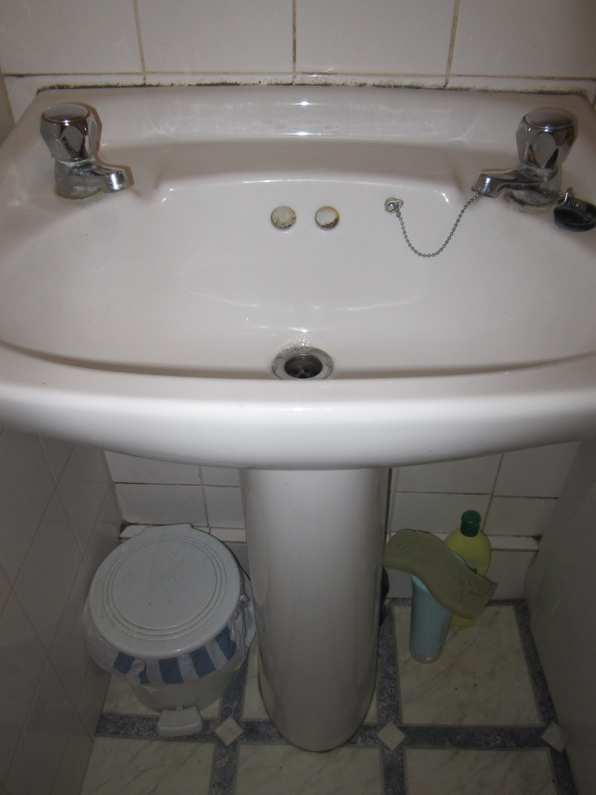 Swenglish: Week 1: The Quirks Of English Toilets