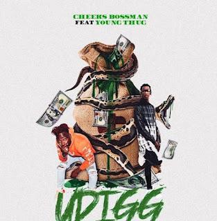 """Young Thug Ft Cheeks Bossman On """"UDIGG"""""""