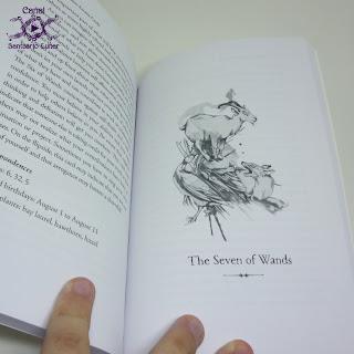 The Linestrider Tarot - Book