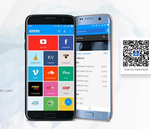 تطبيق خطير لتحميل جميع الفيديوات لهواتف الأندرويد بنقرة زر وبسرعة جد عالية