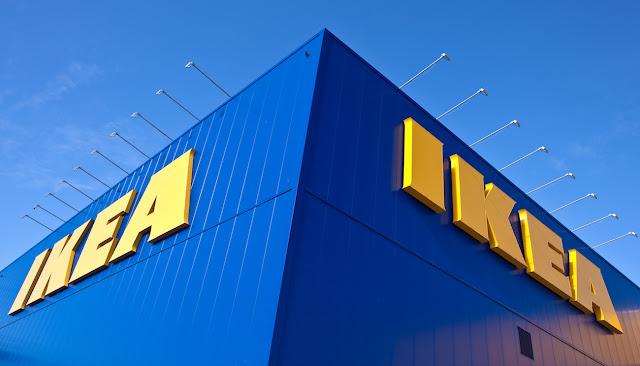 Nyamannya Melakukan Pembelian furniture di Ikea