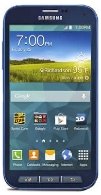 Samsung Galaxy S5 Sport Android