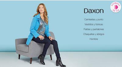 ropa mujer Daxon
