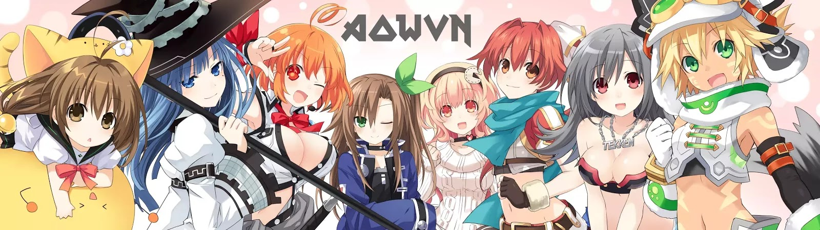 AowVN - [ JRPG ] Hyperdimension Neptunia Re;Birth1 2 3 | Game PC Anime Visual Novel cực hay