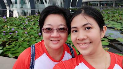 My Hello Kitty Run Singapore 2018 - Fun Run Activities 2018 - Sweet Bunny