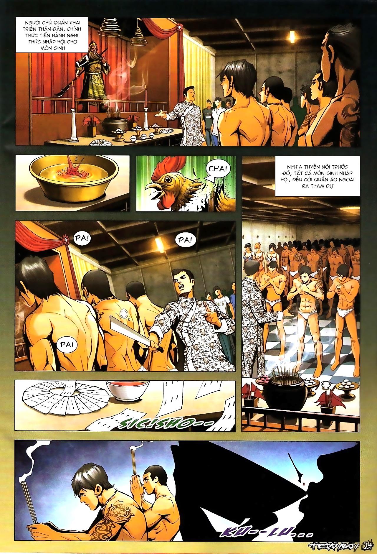Người Trong Giang Hồ - Chapter 1289: Thái Tử thứ hai - Pic 20
