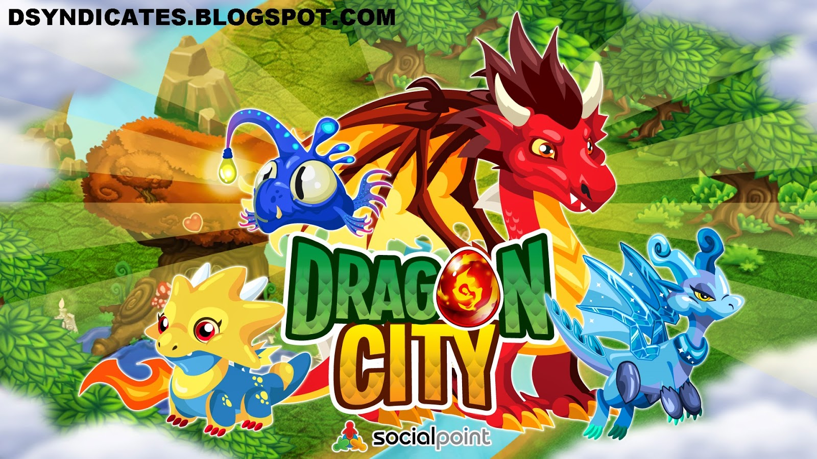 Hack Dragon City Gold Food Exp Gems Free
