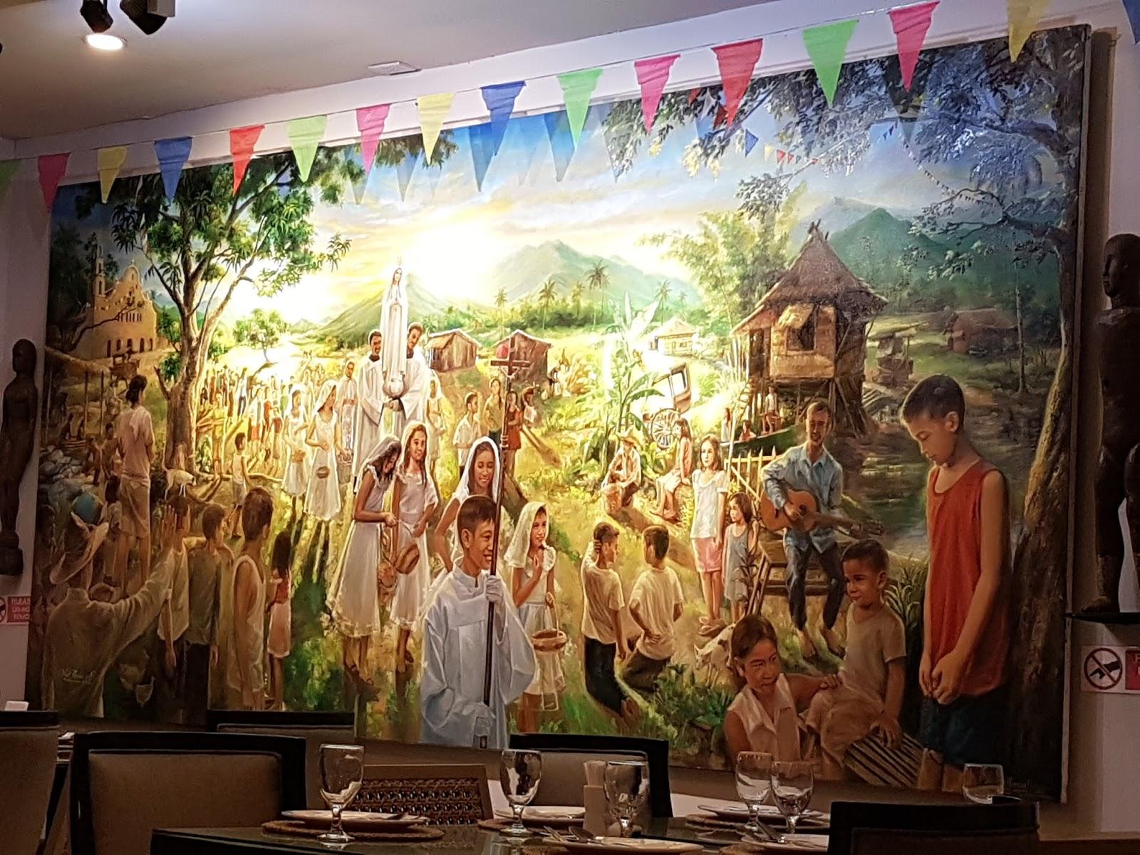 tey\'s fleeting moments -: Provenciano, a taste of Filipino heritage