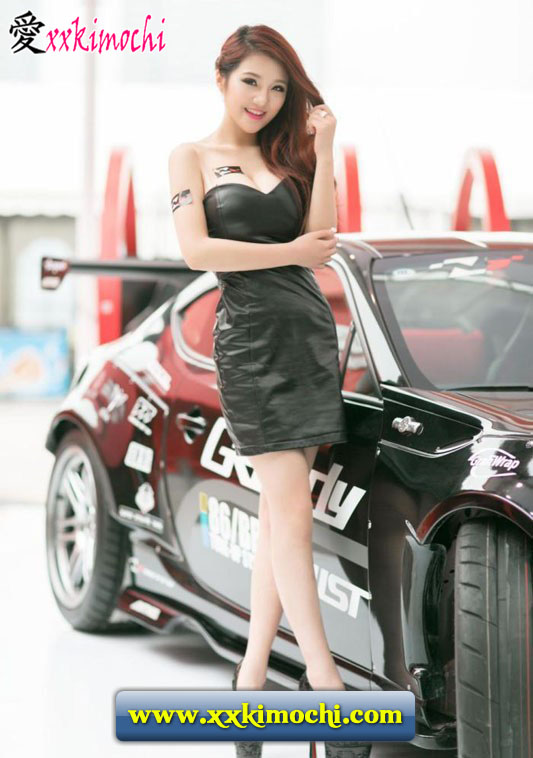 Foto Model Seksi dan Hot Asal China Gui Jing Jing 02