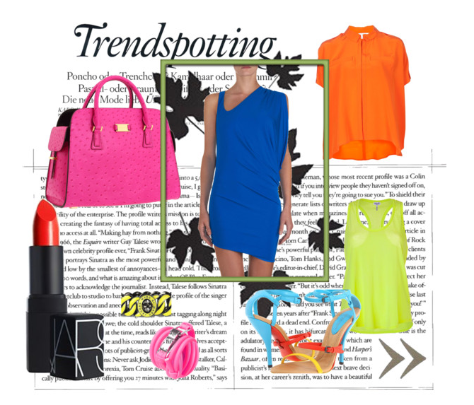 The Five Top Trends for Summer 2012 Vacation Wear - Luxury