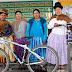 Convocan en El Alto a carrera de cholitas ciclistas para el 29 de octubre