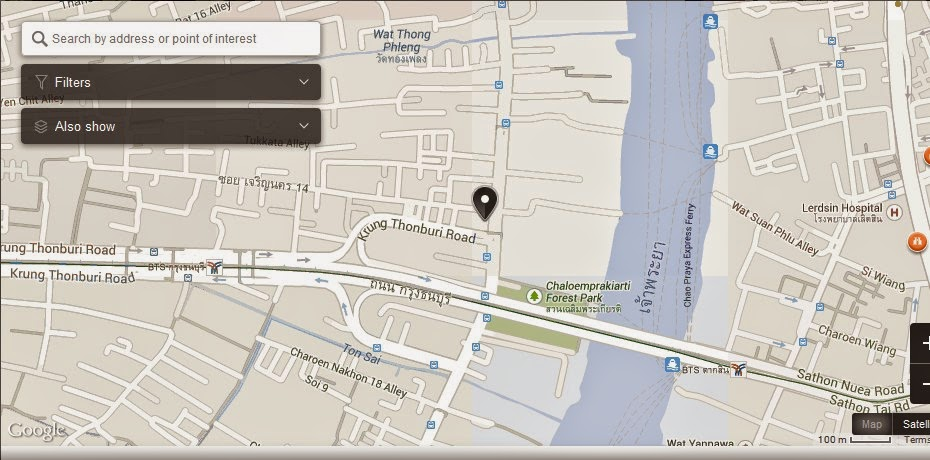 Ruen Namthip Bangkok Map,Map of Ruen Namthip Bangkok Thailand,Tourist Attractions in Bangkok Thailand,Ruen Namthip Bangkok Thailand accommodation destinations attractions hotels map reviews photos pictures