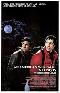 Un hombre lobo americano en Londres(An American Werewolf in London)