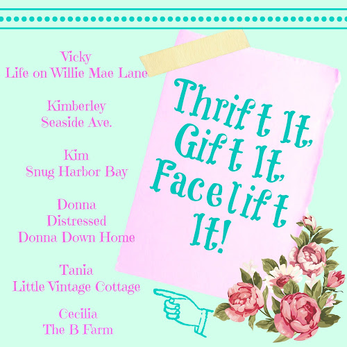 Thrift It, Gift It, Facelift It Reveal!