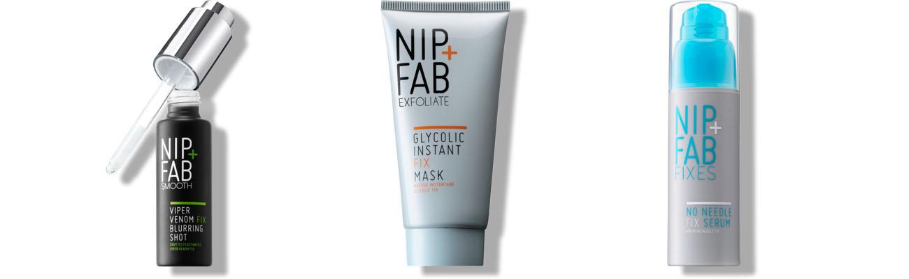 wednesday wishlist skincare - Nip + Fab