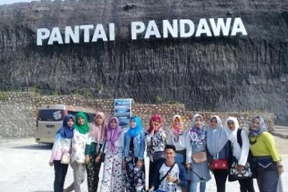 Pantai Pandawa Bali yang Mempesona