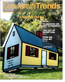 Cover from Community Trends Magazine