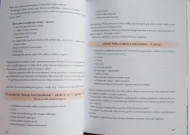 """""""Dieta w insulinooporności"""" M. Makarowska, D. Musiałowska - recenzja książki"""