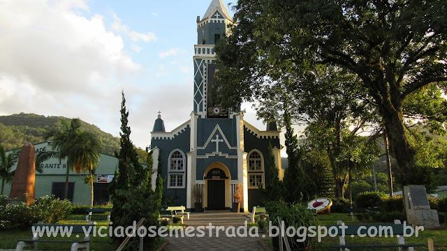 Igreja da Paz, Imigrante, Vale do Taquari, RS
