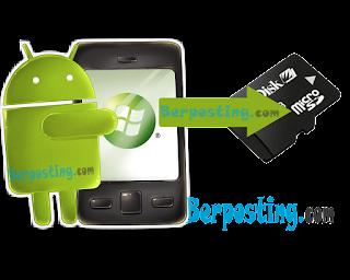 Cara Memindahkan Aplikasi Android Dari Memori Internal ke SD Card