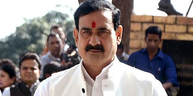 कांग्रेस विधायक मेरे घर आए थे, मैने उन्हे किसी ढाबे पर नहीं बुलाया: नरोत्तम मिश्रा | MP NEWS