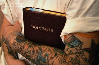 tatuagem religião