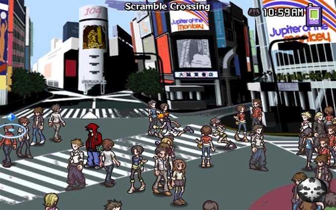 The World Ends With You (U) NDS ROM