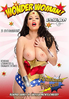 Wonder Woman: A Fetish Parody