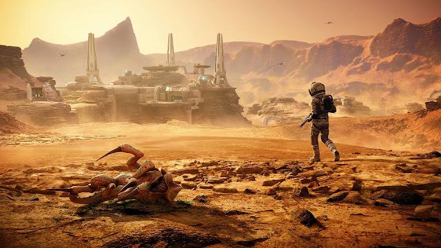 شاهد العرض الرسمي الأول للمحتوى الإضافي Lost on Mars القادم للعبة Far Cry 5 ، أحداث شيقة جدا …