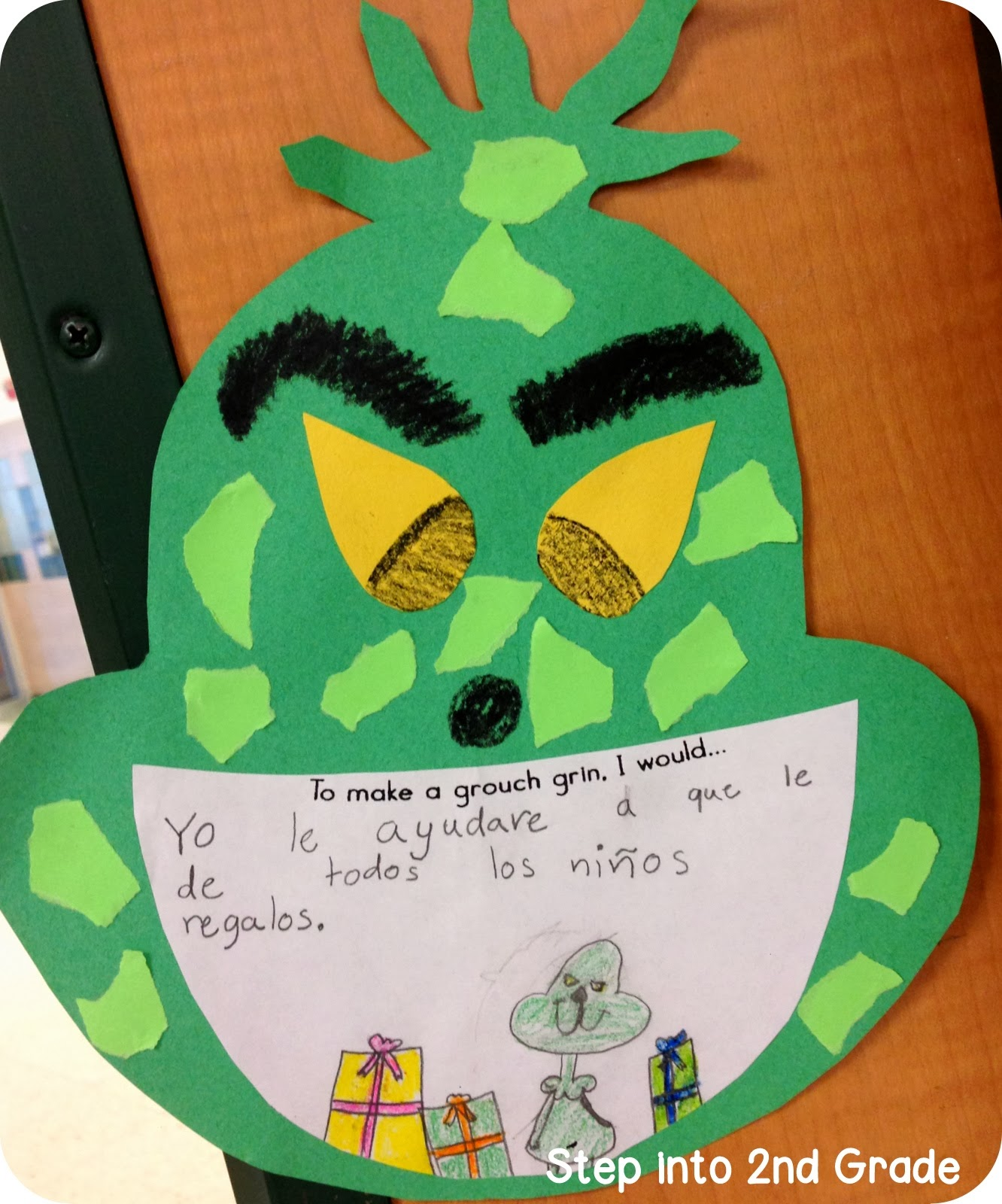 Step Into 2nd Grade With Mrs Lemons A Whole Bunch Of Christmas