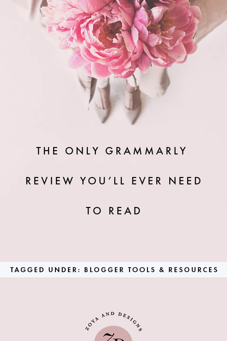 The only grammarly review you'll ever need to read