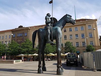 Brno, la città degli artisti da strada