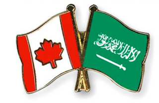 The Canadian Ambassador Has Been Ordered To Leave The Saudi