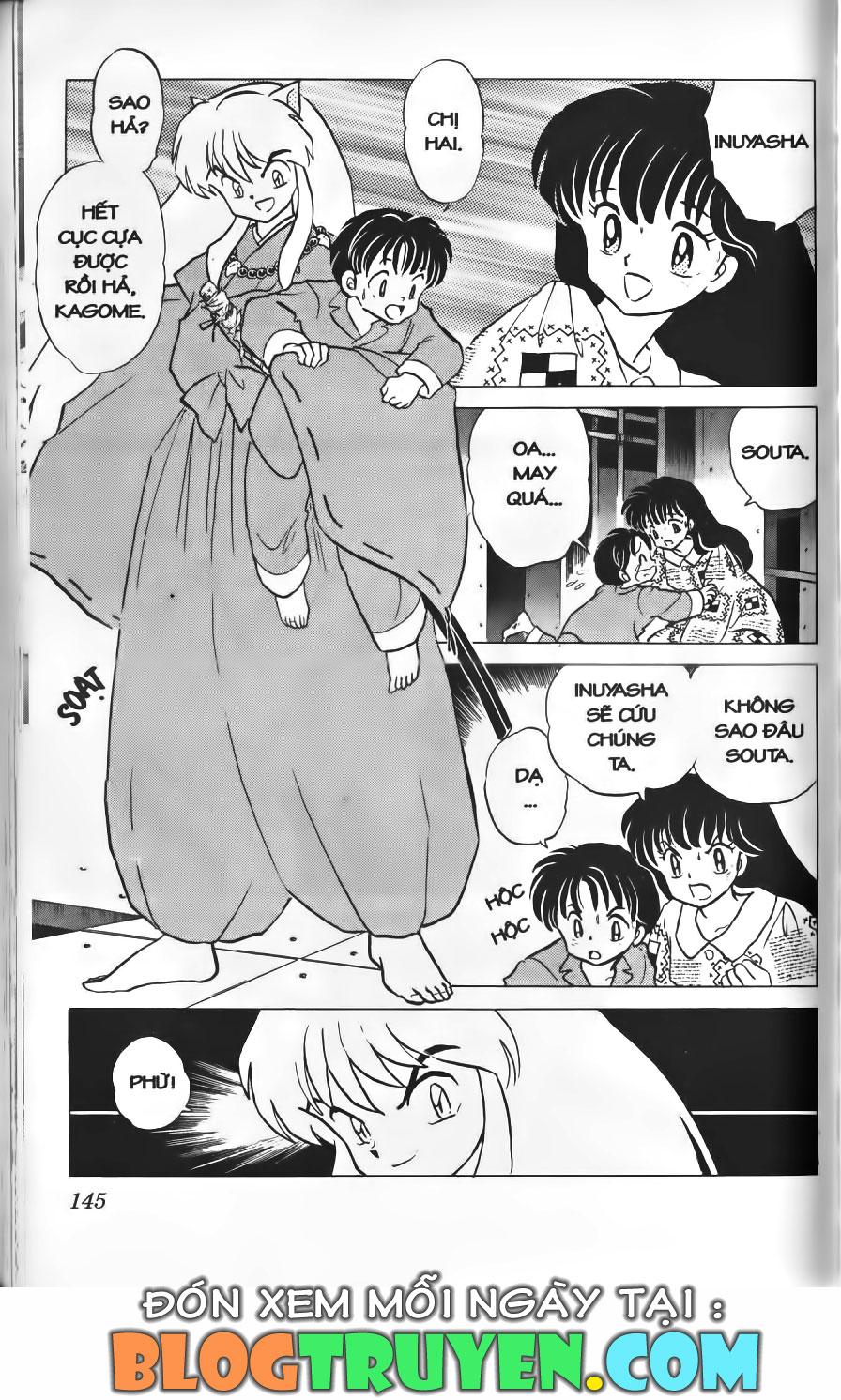 Inuyasha vol 03.8 trang 10