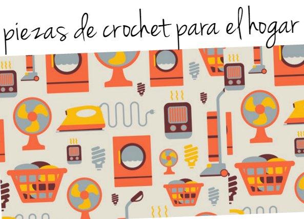 Clase y Patron Crochet Forrando Lampara