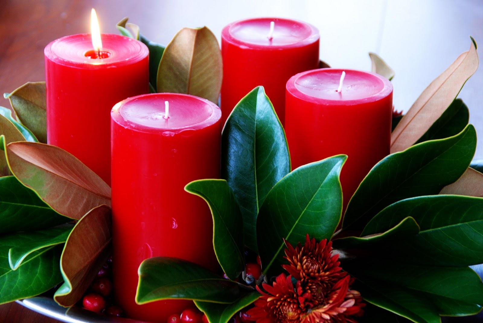 simple girl advent wreath centerpiece. Black Bedroom Furniture Sets. Home Design Ideas