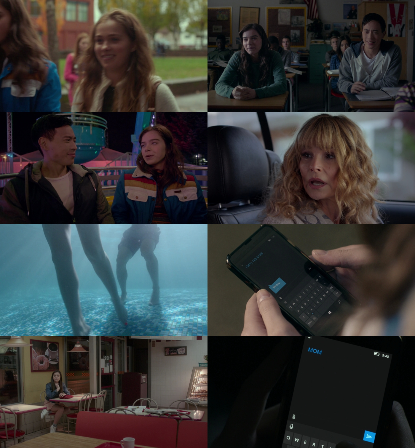 The Edge Of Seventeen 1080p