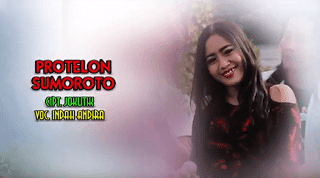 Lirik Lagu Protelon Sumoroto - Indah Andira