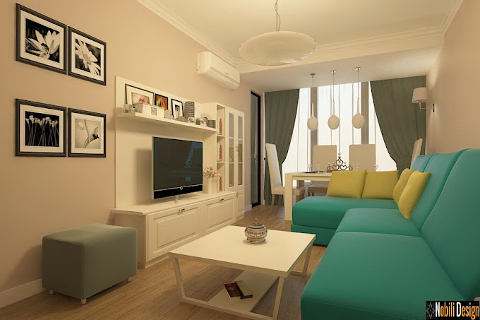 Design interior apartament Constanta - Amenajari interioare case Constanta