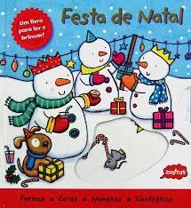 Livro Festa de Natal