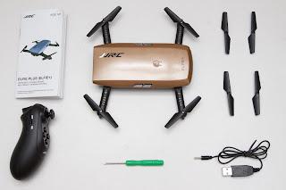 Spesifikasi Drone JJRC H47 Elfie - OmahDrones