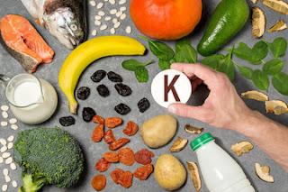 Food rich in Potassium