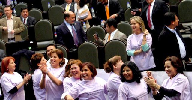 México no  logra igualdad de oportunidades para mujeres ¡