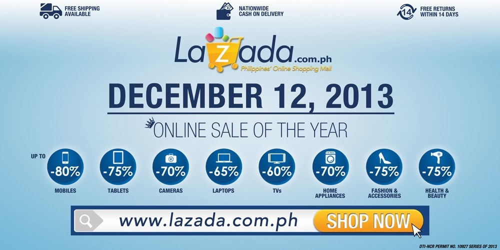 Lazada's Biggest Online Sale of the Year