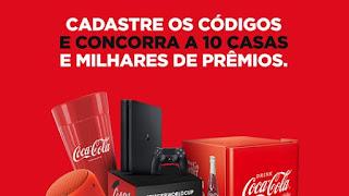 Promoção Coca-Cola 2018