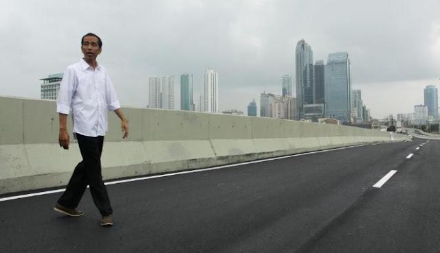Jokowi Minta BUMN Jual Aset untuk Biayai Infrastruktur