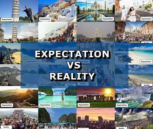 15 Pictures : Expectation vs Reality
