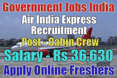 Air India Express Recruitment 2019