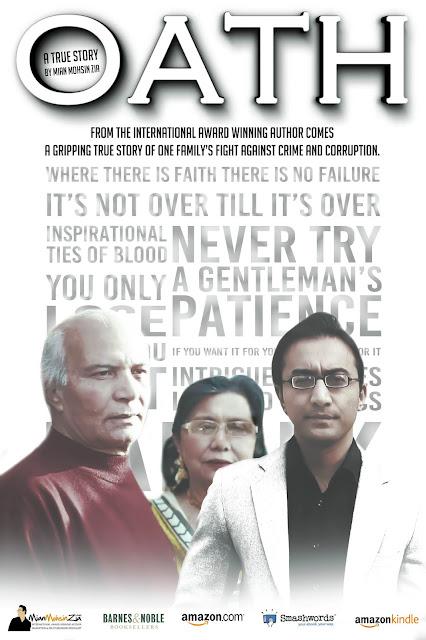 OATH: A True Story by Mian Mohsin Zia