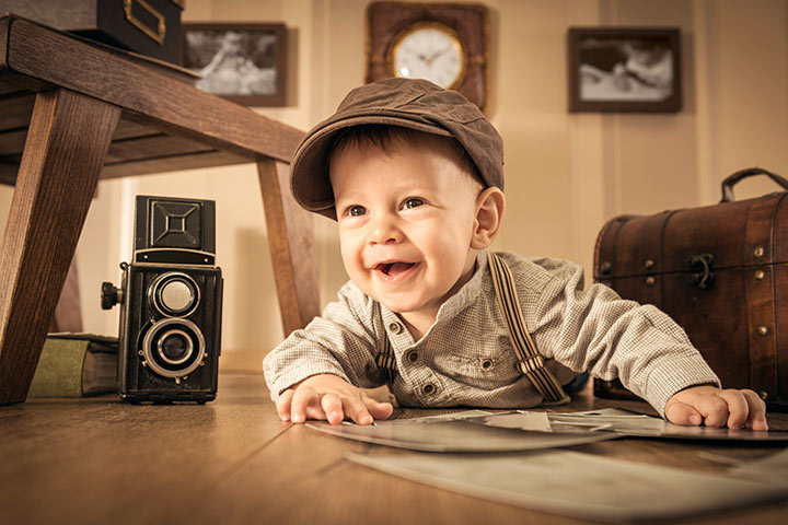 20 Old-Fashioned Baby Names From The 1920s That Are Popular AGAIN